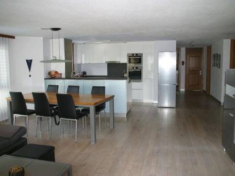 Toll umgebaute 5,5 Zimmer-Wohnung