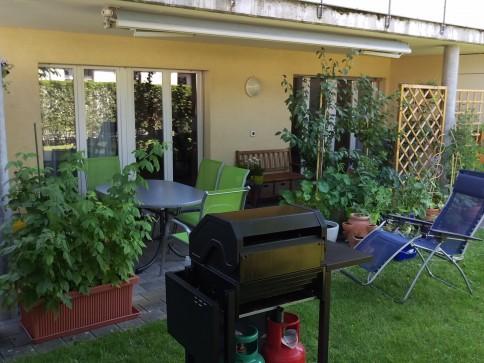 Tolle 4.5 Zimmer Wohnung mit grosser Terrasse sucht Nachmieter
