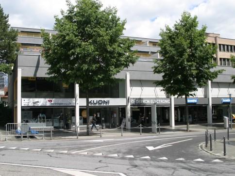 Top moderne 2.5-Zimmerwohnung (Nr. 02.05) mit grosser Terrasse
