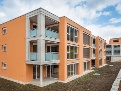 Top moderne Wohnung in Sissach...