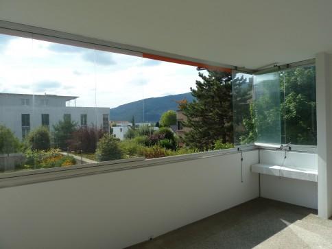 Totalsanierte 3.5-Zimmerwohnung mit Seesicht