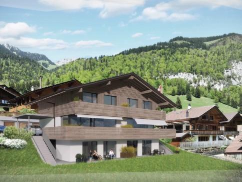 Traumhaftes Doppel-Einfamilienhaus in Latterbach+Bergsicht