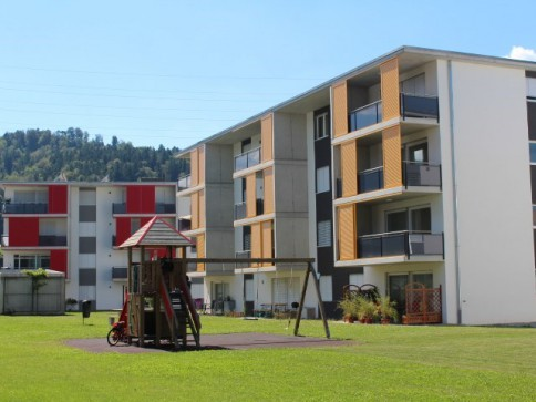 Un quartier verdoyant pour vos enfants