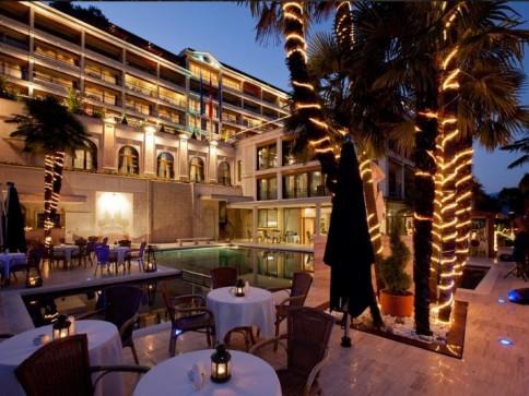 Vendesi splendido appartamento nel Swiss Diamond Hotel