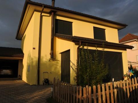 Villa jumelée par garage, 5.5 pièces à Domdidier FR