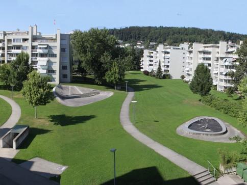 Wohnen an bester Lage mit Ausblick in die Alpen