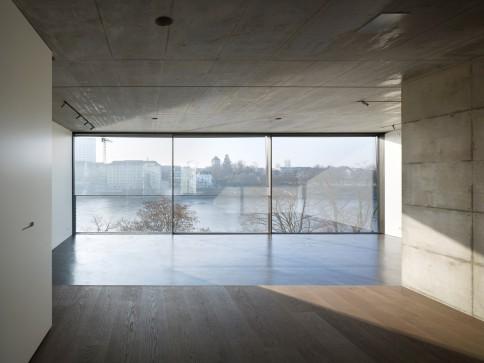 Wohnen und Leben in luxuriösem Ambiente an bester Lage am Rheinufer