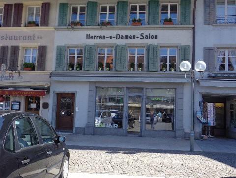 Wohnglück in der schönen Altstadt von Aarberg
