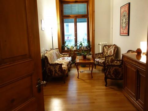 "Wohnung ""Jugendstil"" / Appartement style ""art nouveau"""