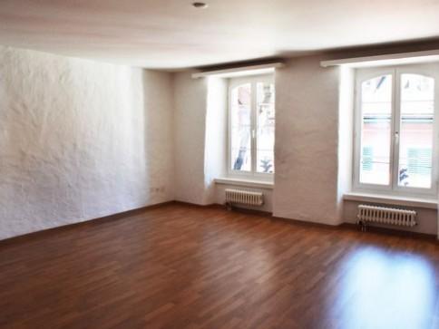 Wohnungen zu vermieten in der Altstadt Aarau