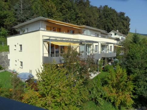 Worb-Enggistein - 2,5 Zimmer mit grossem, gedecktem Balkon