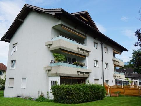 zentral gelegene Eigentumswohnung mit PW-Garage