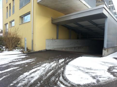 Zentrale Parkmöglichkeit