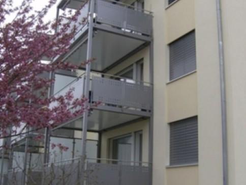 Zentrale und ruhige 3 1/2-Zimmerwohnung