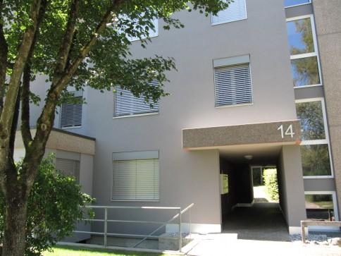 Zentrale Wohnung nähe HB Solothurn
