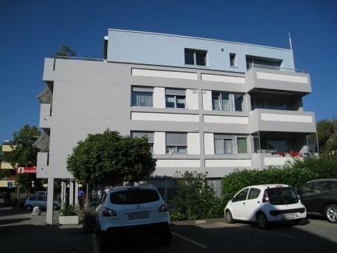 Zentrales Wohnen in Münsingen!