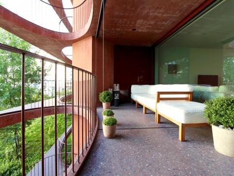 Zug - grosszügige, modern ausgebaute 3.5 Zimmer Wohnung