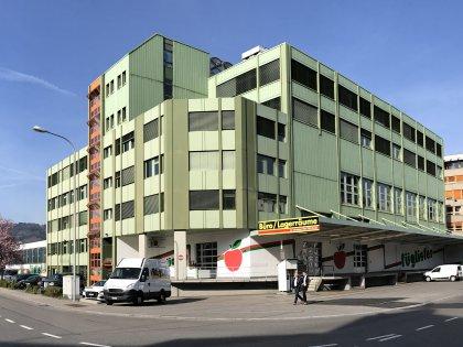 Aussenansicht Firmengebäude
