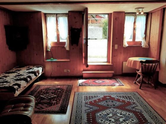 Einzimmerwohnung möbliert in Ringgenberg