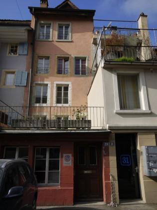 Haus Gerbergasse 29, 2502 Biel