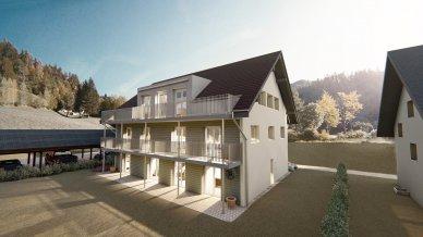 Trubschachen 3.5 Zimmerwohnung mit Balkon