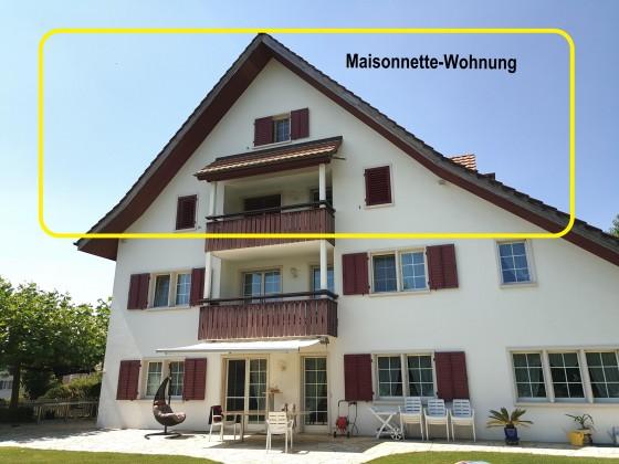 4.5-Zimmer-Maisonnette-Wohnung