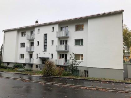 Eigener Hauseingang (UG rechts)
