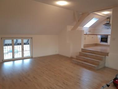 4-Zimmer-Dachwohnung