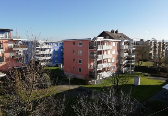 Wohnobjekt in sonniger Lage, grosser Grünbereich