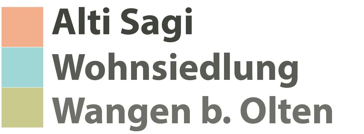 Wohnsiedlung Alti Sagi, Wangen b. Olten