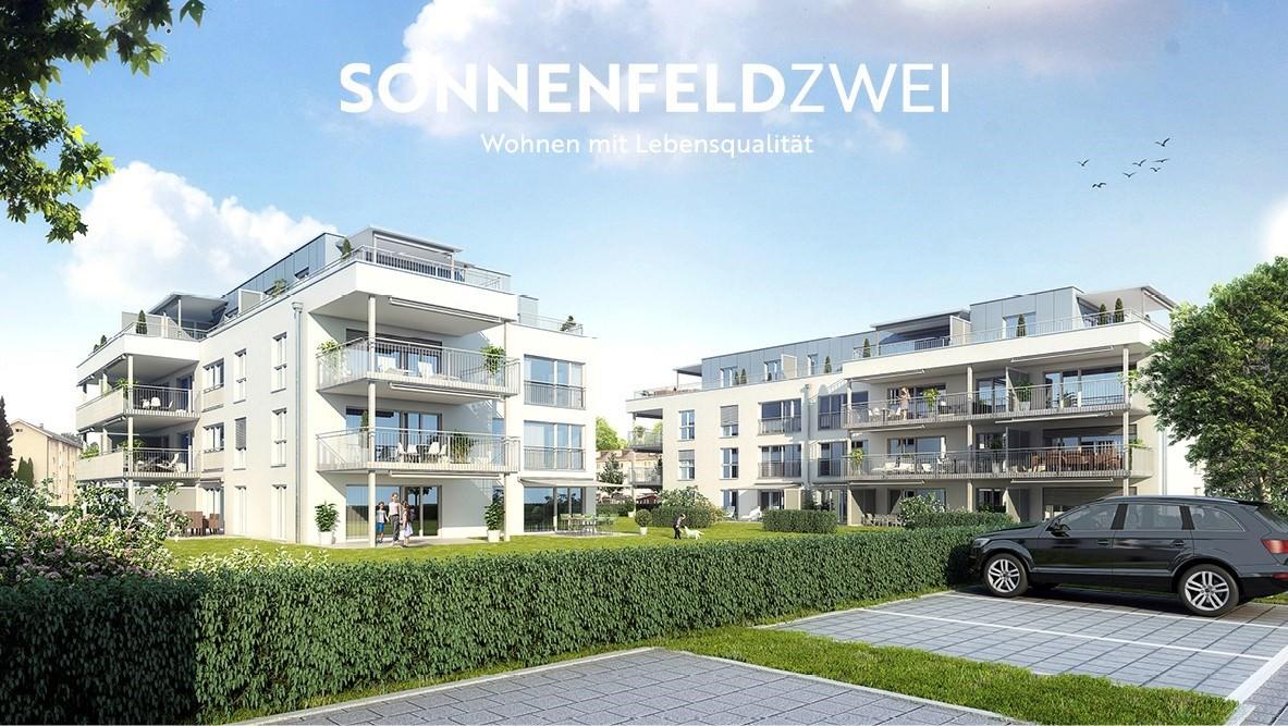 """Sonnenfeld zwei """"Wohnen mit Lebensqualität"""""""
