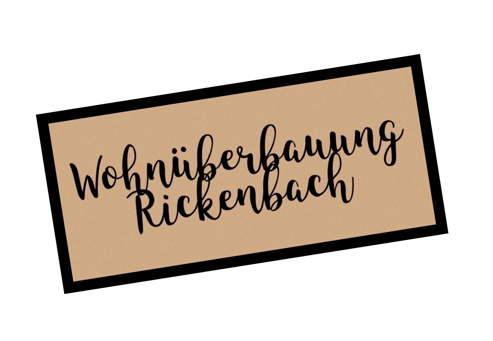 Wohnüberbauung Rickenbach