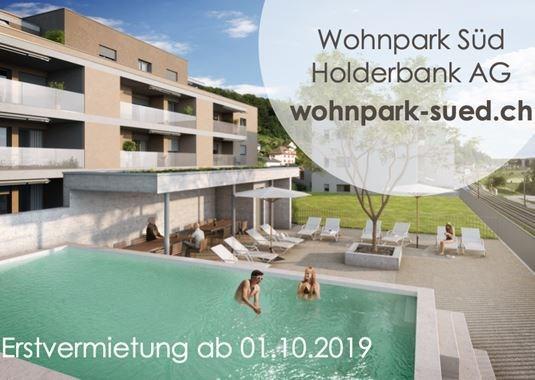 Neubau Wohnpark Süd Holderbank AG