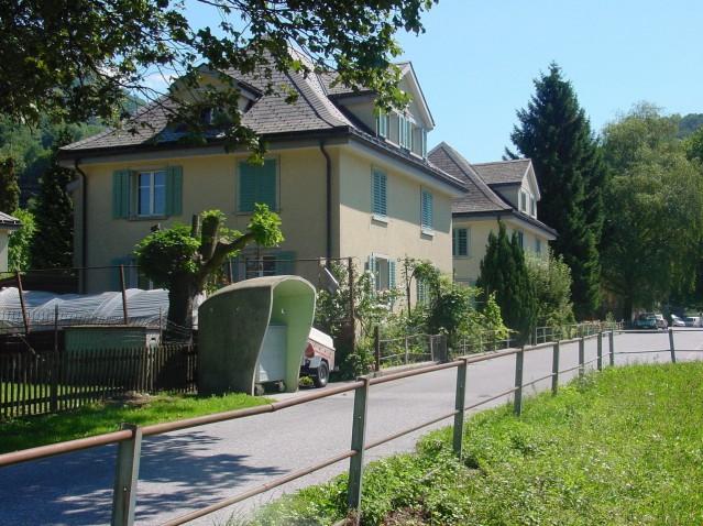 Miete: gemütliches Doppeleinfamilienhaus