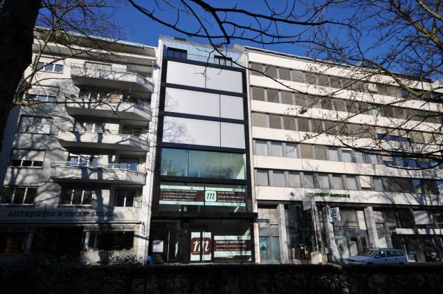 Gewerbe-/Verkaufsfläche am Aeschenplatz... 3 Monate Mietzins 20369931