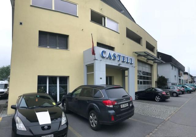 Parkplatz in Tiefgarage 30487622