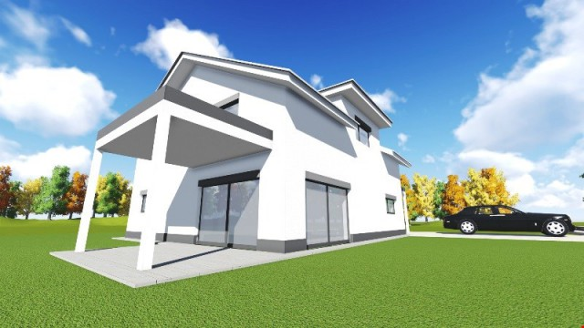 Très spacieuse villa de 6,5 pièces, surface utile 231 m2 23298934