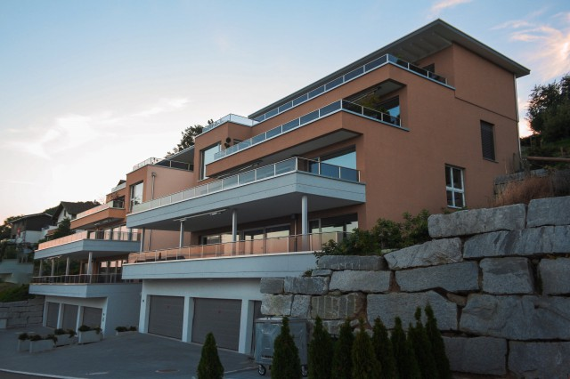4.5-Zimmer-Terrassenwohnung mit Panoramaweitsicht - sichtbar 20795866