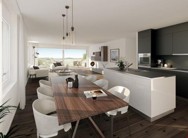 Moderne 4.5-Zi. Wohnung mit Weitsicht! 27403463