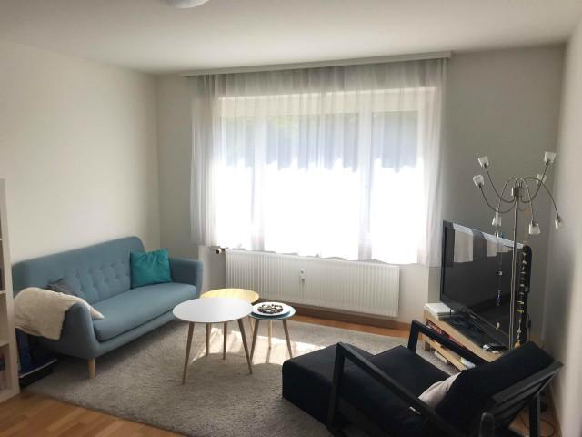 Sanierte, schöne 2-Zimmerwohnung im Rossfeld 25892645