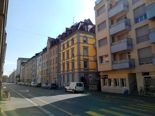 3.5 Zimmer Altbau-Maisonette nähe lange Erlen 20397451