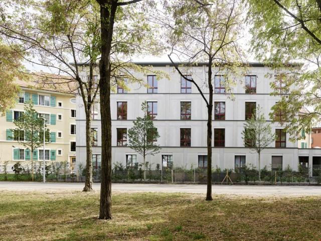 Neubauwohnung in autofreier, Genossenschaftssiedlung 26307216