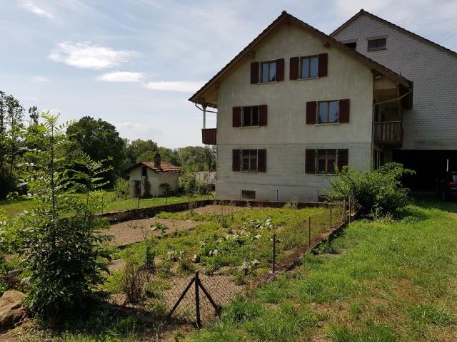 Bauernhaus mit Scheune, Grundstück 2'575 m2 26277779