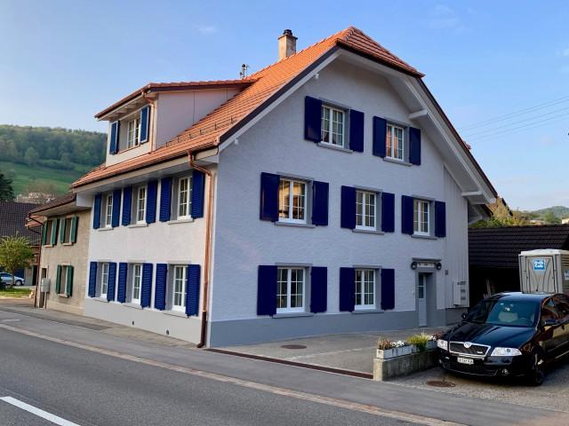 heimeliges Bijou in Zullwil im 1. OG - inkl. Gartennutzung 29945839