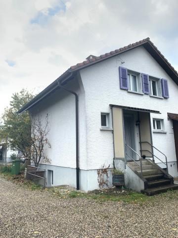 Seltene Gelegenheit! 4.5 Zimmer-EFH in Langenthal 31492735