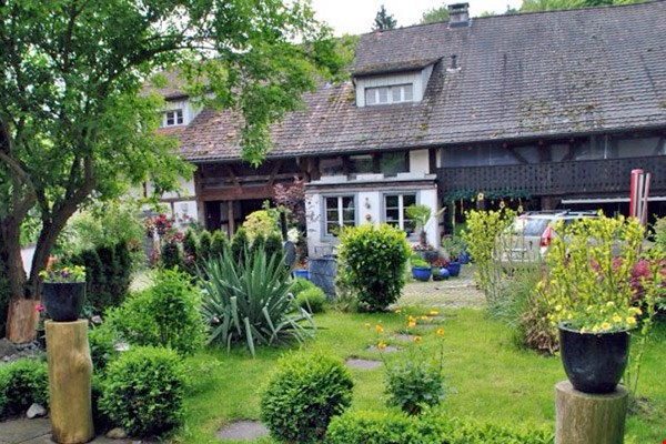 Wohnen und Arbeiten im 7½-Zimmer-Einfamilienhaus mit Garten  21268264