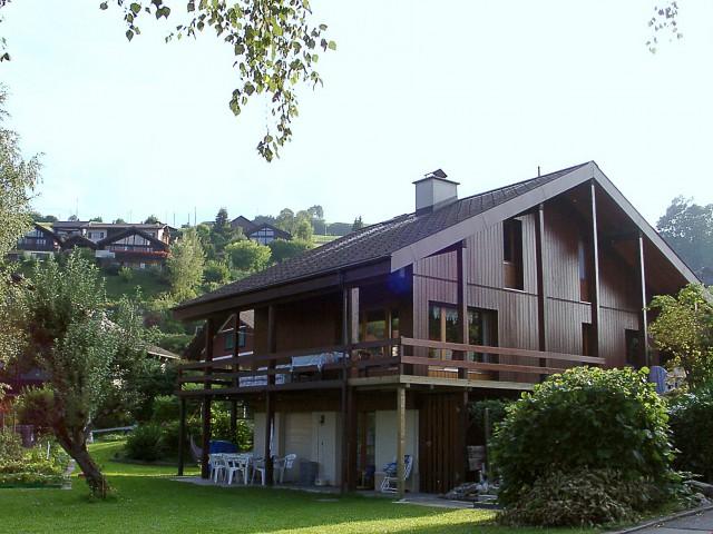 Zweizimmer-Wohnung in Faulensee/Güetital 19722750