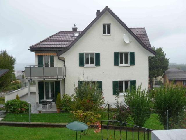 4.5 Zi-Wohnung in Zürich-Affoltern auf 2 Etagen (2-Familienh 31084640