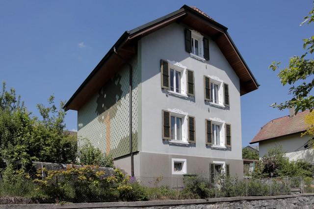 8 1/2 - Zimmer-Einfamilienhaus mit Gartenhaus 24475607