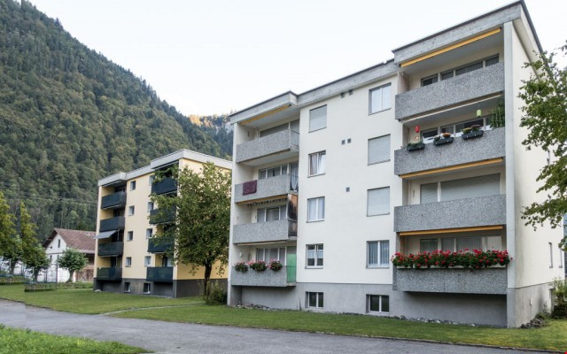 Günstig und zentral wohnen in Linthal! / 4-Zimmerwohnung 22797967